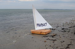 Launching a new product Stock Photos