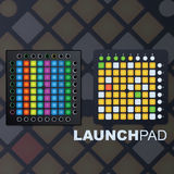 Launchpad Stock Photo