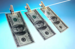 laundering деньги стоковое фото