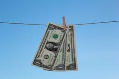laundering деньги Стоковые Фотографии RF