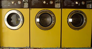Laundrette Royalty Free Stock Photo