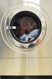 Laundromat стоковые изображения rf