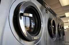 Laundromat Obrazy Stock