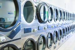 laundromat στοκ εικόνα