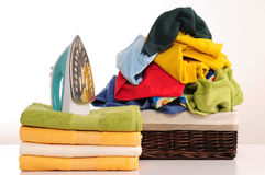 Free Laundry. Stock Images - 14687284