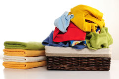 Laundry. Royalty Free Stock Photography
