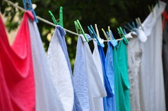 Laundry Royalty Free Stock Photography