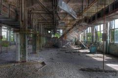 Laundry abandoned Stock Photography
