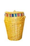 Laundry basket Stock Photography