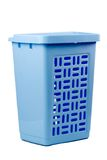 Laundry basket Royalty Free Stock Photo