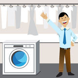 Laundry Business Stock Photos