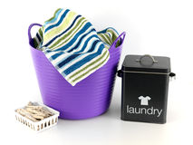 Laundry Day Stock Image