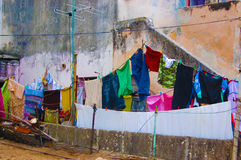 Laundry Day Royalty Free Stock Images