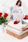 Laundry day Royalty Free Stock Photos