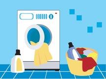Laundry Day Royalty Free Stock Image
