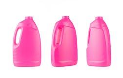 Laundry detergent bottle Stock Image