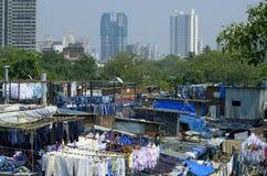 Laundry Dkhobi Gkhat Mumbai Royalty Free Stock Images