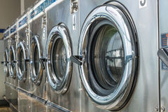 Laundry Machine Royalty Free Stock Image