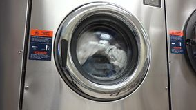 Laundry Machine, Washing Clothes, Clothing stock footage