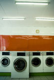 Laundry machines Royalty Free Stock Images