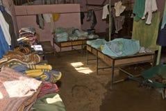 The laundry at Nekemte hospital Royalty Free Stock Photo