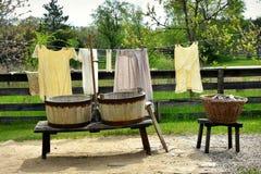 Laundry Royalty Free Stock Photography