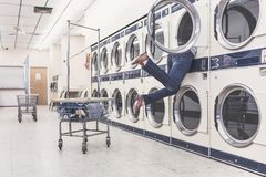Laundry, Product Design, Product, Public Transport Royalty Free Stock Photos