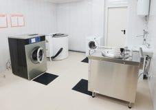 Laundry room Royalty Free Stock Image