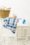 Laundry Room Royalty Free Stock Image
