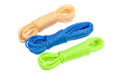 Laundry rope  Stock Photography