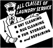 Laundry Service Stock Photos