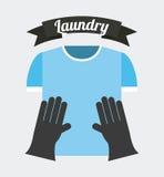 Laundry service Stock Photography