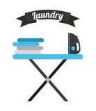 Laundry service Royalty Free Stock Photos