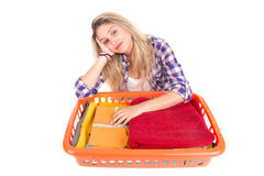 Laundry Royalty Free Stock Image