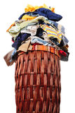 Laundry tower Stock Images