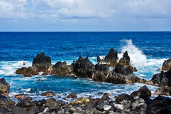 Laupahoehoe Point, Hawaii Stock Photos