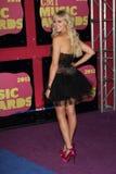 Laura Bell Bundy aux 2012 récompenses de musique de CMT, arène de Bridgestone, Nashville, TN 06-06-12 image libre de droits