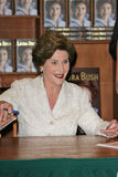 Laura Bush Stock Photo