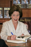 Laura Bush Photo stock