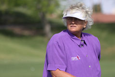 Laura Davies at the ANA inspiration golf tournament 2015 Stock Photos