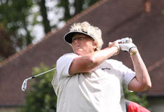 Laura Davies, Ladies French Open 2010 Stock Photo
