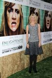Laura Dern. At the HBO Premiere of Enlightened, Paramount Theater, Hollywood, CA. 10-06-11 Stock Images