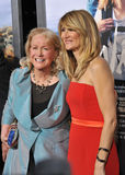 Laura Dern & Diane Ladd Stock Images