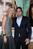 Laura Dern, Luke Wilson. Laura Dern and Luke Wilson  at the HBO Premiere of Enlightened, Paramount Theater, Hollywood, CA. 10-06-11 Royalty Free Stock Images