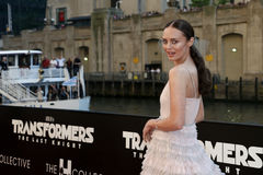 Laura Haddock Stock Images