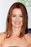 Laura Leighton arrives at the  Stock Photo