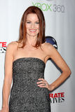 Laura Leighton arrives at the  Stock Photos