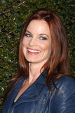 Laura Leighton arrives at the ABC Family West Coast Upfronts Royalty Free Stock Image