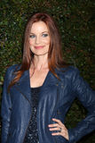 Laura Leighton arrives at the ABC Family West Coast Upfronts Stock Image