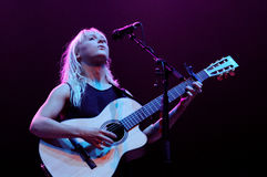 Laura Marling performs at San Miguel Primavera Sound Festival Stock Photos